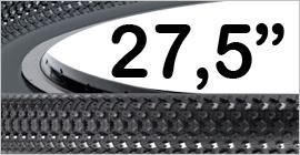 27,5-es külső