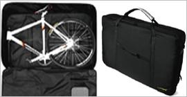 Kerékpárszállító táska