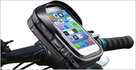 Telefon, GPS tartó