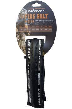 Külső gumi Obor Firebolt 700x23C Fold