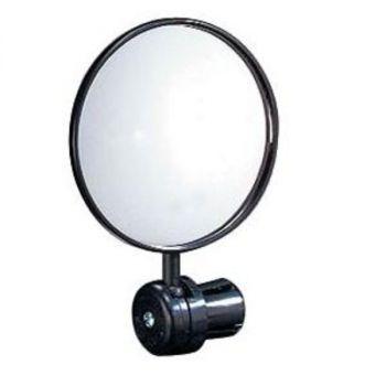 Tükör kerek kormányvégbe 75 mm