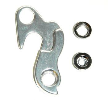 Váltópapucs csavarral A-HG014 acél