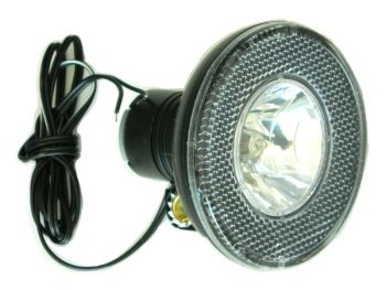 Első lámpa dinamós Halogén 6V/2,4W