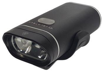 Első lámpa USB Velotech PRO 500