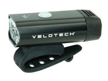 Első lámpa Velotech Ultra 300 lumen li-ion