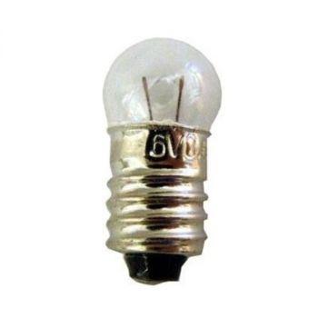 Izzó hátsó lámpához 6V/0,6W normál