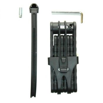 Zár-lakat collstock Velotech 940 mm