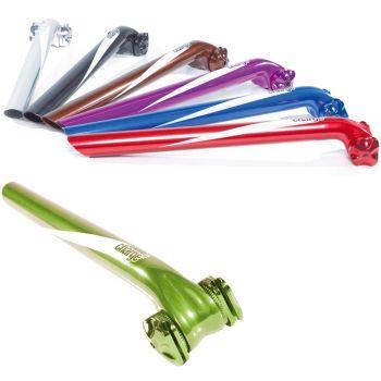 Nyeregcső Charge Chopstick 31.6, kék