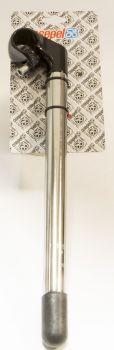 Kormányszár acél-alu 22,2 300/40 mm