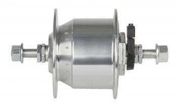 Agydinamó 36H 6V/3W 100 mm, ezüst
