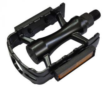 Pedál 9/16 full alu golyós Marwi SP-610, fekete