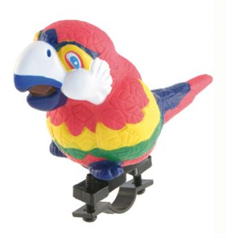 Duda gyerekbiciklire Papagáj
