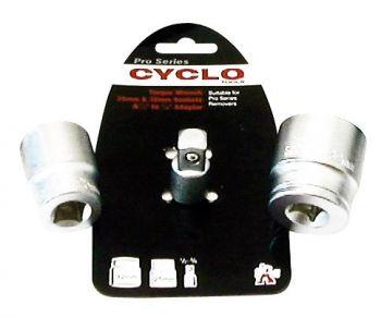 Kulcs adapter 25/32 mm 1/2-3/8 Weldtite