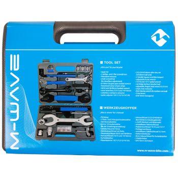 Szerszámkészlet táskában 43 db-os M-Wave