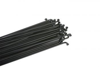 Küllő 2,0x291 mm rozsdamentes CN, fekete