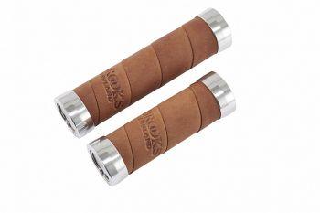 Markolat 130/100 mm bőr Brooks, barna