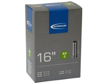 Belső gumi 16x1.75-2.50 305-47/62 AV 3 Schwalbe