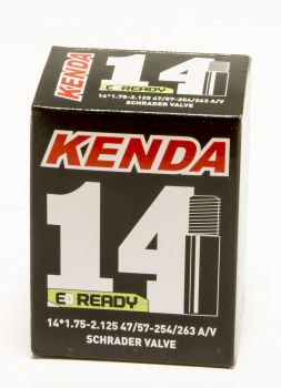 Belső gumi Kenda 14x1.75-2.125 AV 254/263-47/57 dobozos