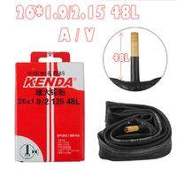 Belső gumi 26x1,75-2,125 Kenda av long 48 mm