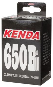 Belső gumi 27,5x1,75-2,125 45-54-584 Belső gumi Kenda fv 48 mm dob