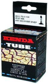 Belső gumi 16x1.75-2.125 Kenda AV dobozos