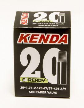 Belső gumi 20x1.75-2.125 Kenda AV dobozos