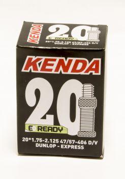Belső gumi 20x1.75-2.125 Kenda DV dobozos