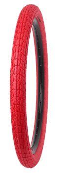 Külső gumi 20x1,95 Kenda Krackpot K907, piros