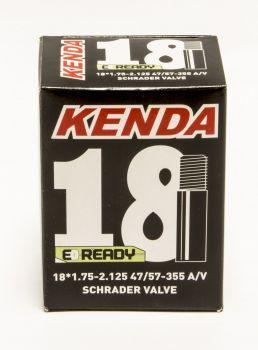Belső gumi 18x1.75-2.125 töm Kenda AV dobozos ( 47/57-355)