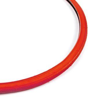 Külső gumi 700x25C Kenda K152, piros