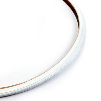 Külső gumi 700x25c Kenda K152, fehér