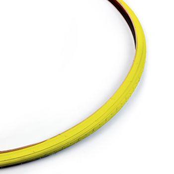 Külső gumi 700x25C Kenda K152, sárga