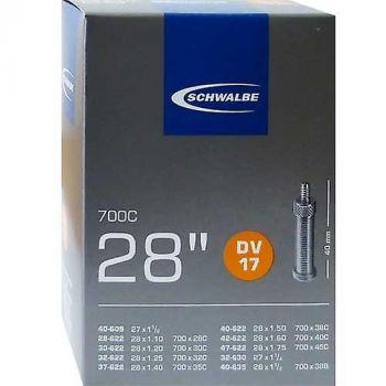 Belső gumi 28-47-622-635 Schwalbe DV 40 mm