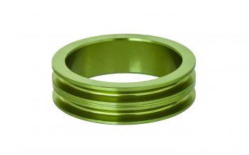 Távtartó Csepel Paragramm 28.6x10 mm, zöld