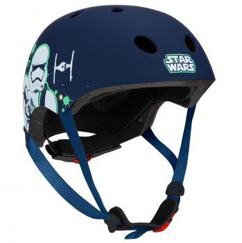 Sisak gyerek sport Star Wars 54-58 cm (M), sötétkék