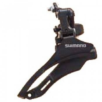 Váltó első 28.6 mm Shimano FDTZ--31 TS6