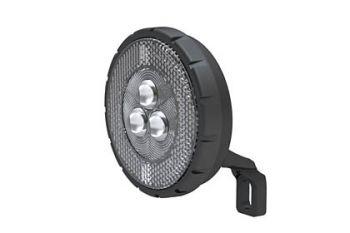 Első lámpa elemes 3 LED tartóval