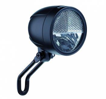 Első lámpa 6V agydinamós, kapcsolóval 1 LED 20 lux
