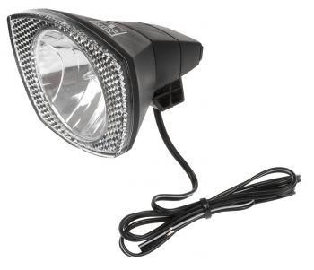 Első lámpa 6V/2,4W agydinamós kapcsolóval Anlun