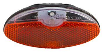 Lámpa hátsó csomt 6V 1 LED állofunk.ovál standlight