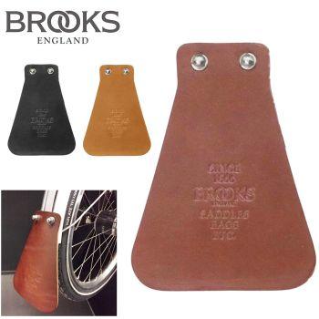 Sárvédővég bőr Brooks bőr világosbarna