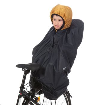 Gyermeküléshez esővédő, sötét színű