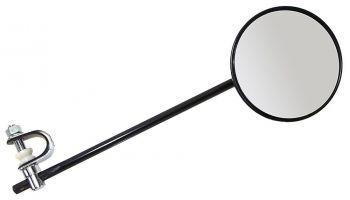 Tükör vakításmentes fekete egyenesszárú 300x105 mm