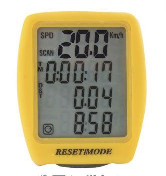 Kilométeróra Tour de France 14 funkciós