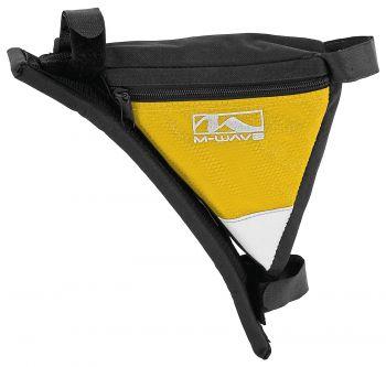 Váztáska reflexcsíkkal M-Wave, sárga