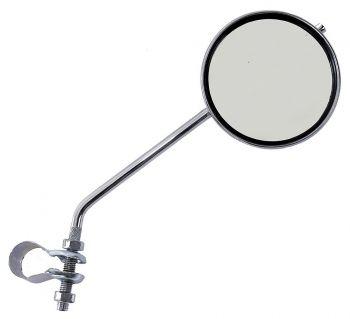 Tükör állítható bilincses króm 80x220mm