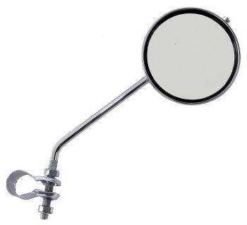Tükör állítható, bilincses 80x220 mm, króm
