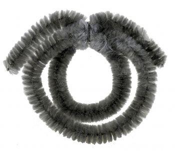 Agytisztító gyűrű, fekete-ezüst