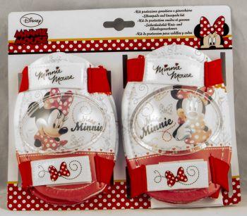 Térd és könyökvédő Disney Minnie egér