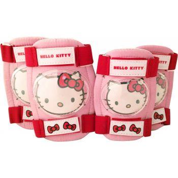 Térd és könyökvédő Hello Kitty